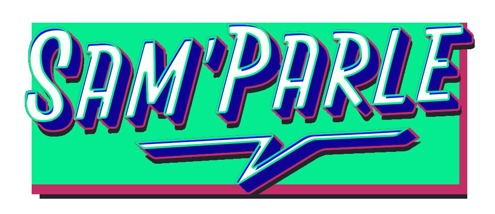 SamParle logo