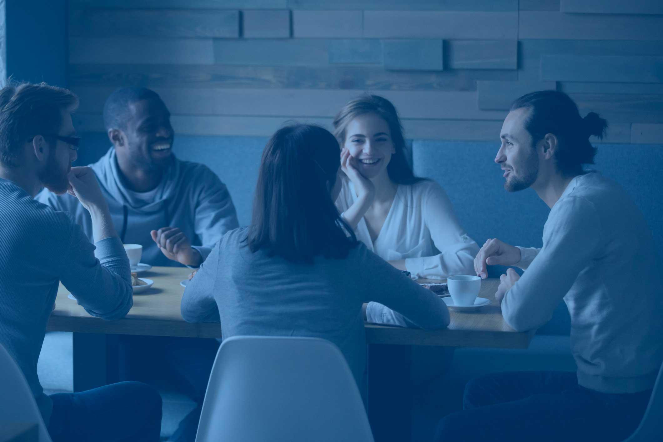 Joindre un groupe de discussion